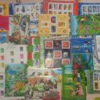 Vente de timbres sur une boutique en ligne française