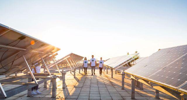 panneau solaire pas cher